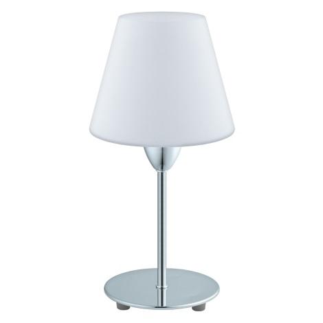 Eglo 95786 - Stolná lampa DAMASCO 1 1xE14/60W/230V