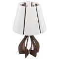 Eglo 95795 - Stolná lampa COSSANO 1xE14/40W/230V