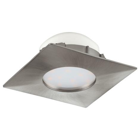Eglo 95799- LED podhľadové svietidlo PINEDA 1xLED/6W/230V