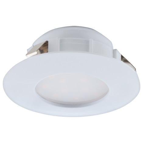 Eglo 95804 - LED podhľadové svietidlo PINEDA 1xLED/6W/230V