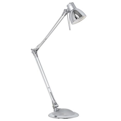 Eglo 95829 - LED stolná lampa PLANO 1xGU10-LED/4W/230V