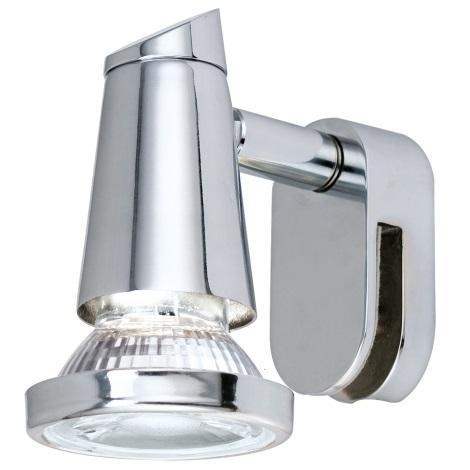 Eglo 95832 - LED Zrkadlové osvetlenie STICKER 1xGU10-LED/4W/230V