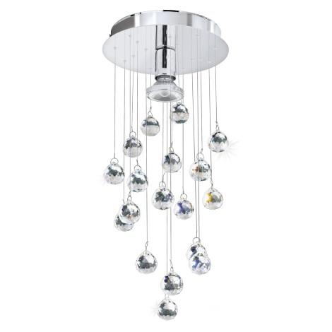 Eglo 95834 - LED Stropné svietidlo LUXY LED 1xGU10-LED/4W/230V