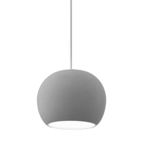 Eglo 95837 - LED Luster PRATELLA LED 1xGU10-LED/4W/230V