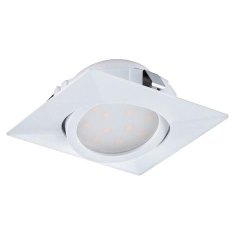 Eglo 95841 - LED podhľadové svietidlo PINEDA 1xLED/6W/230V