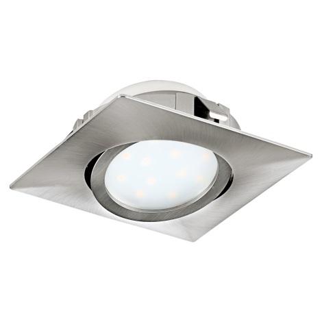 Eglo 95843 - LED podhľadové svietidlo PINEDA 1xLED/6W/230V