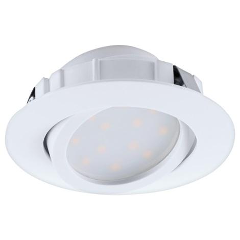 Eglo 95854- LED podhľadové svietidlo PINEDA 1xLED/6W/230V
