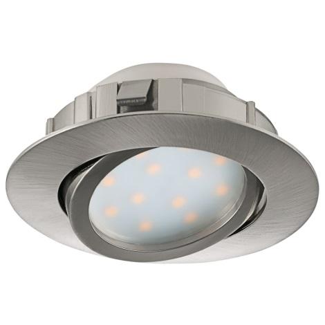Eglo 95856 - LED podhľadové svietidlo PINEDA 1xLED/6W/230V