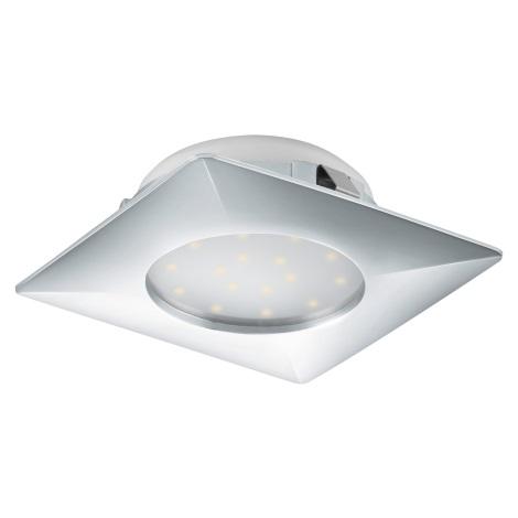 Eglo 95862 - LED podhľadové svietidlo PINEDA 1xLED/12W/230V