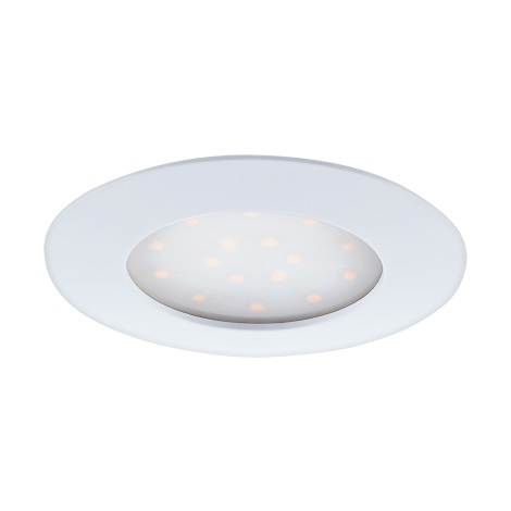 Eglo 95887- LED podhľadové svietidlo PINEDA 1xLED/12W/230V