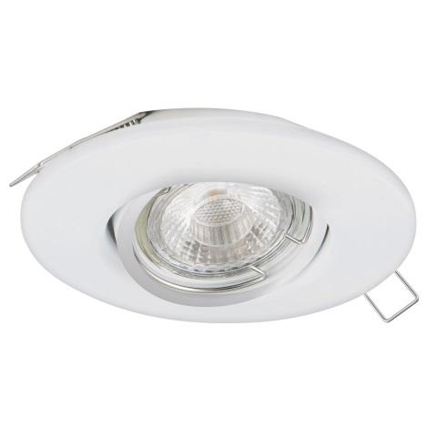 Eglo 95894 - LED podhľadové svietidlo PENETO 1 1xGU10-LED/3W/230V