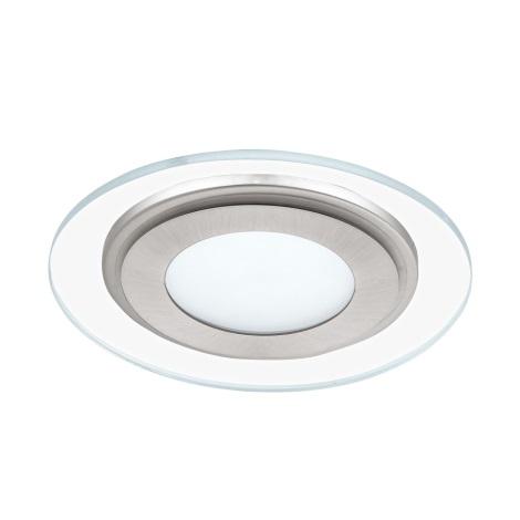 Eglo 95932 - LED podhľadové svietidlo PINEDA 1 1xLED/12W/230V