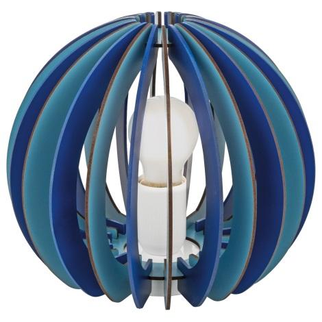 Eglo 95951 - Stolná lampa FABELLA 1xE27/42W/230V