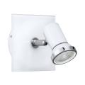 Eglo 95993 - LED Nástenné svietidlo TAMARA 1 1xGU10-LED/3,3W/230V