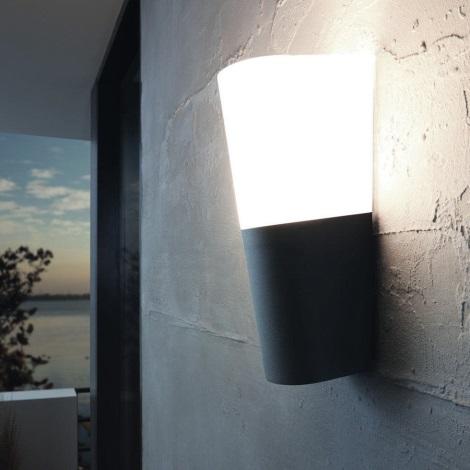 Eglo 96016 - LED Vonkajšie nástenné svietidlo COVALE LED/6W
