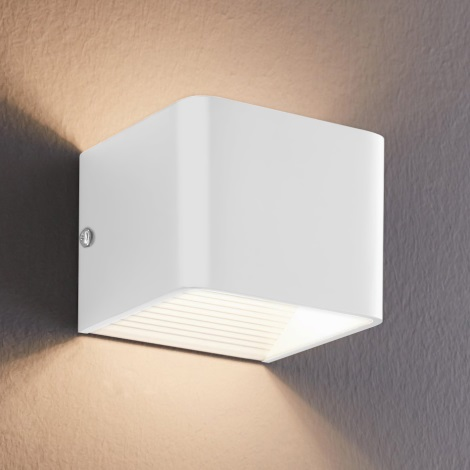 Eglo 96046 - LED nástenné svietidlo SANIA 3 LED/6W/230V