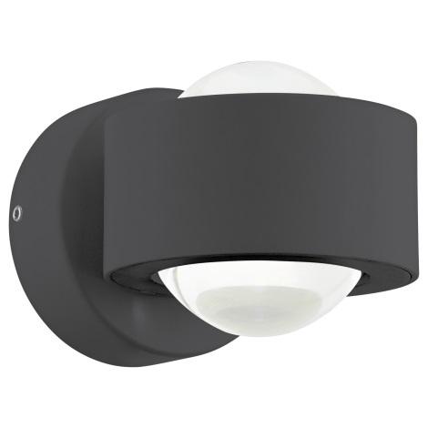 Eglo 96049 - LED Nástenné svietidlo ONO 2 2xLED/2,5W/230V