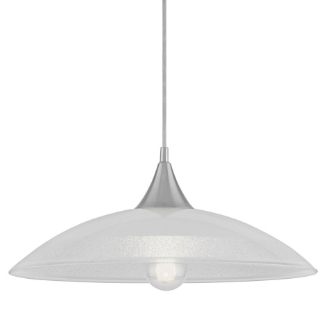 Eglo 96076 - Luster LAZOLO 1xE27/60W/230V