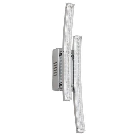 Eglo 96097 - LED Nástenné svietidlo PERTINI 2xLED/3W/230V