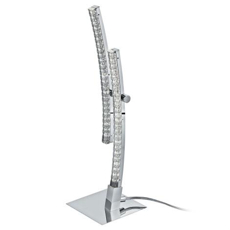 Eglo 96098 - LED Stolná lampa PERTINI 2xLED/4,2W/230V