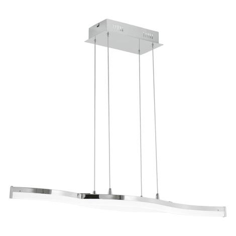 Eglo 96101 - LED luster LASANA 2 2xLED/10,5W/230V