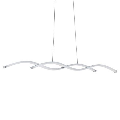 Eglo 96103 - LED luster LASANA 2 2xLED/9W/230V