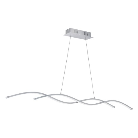 Eglo 96104 - LED luster LASANA 2 2xLED/14W/230V
