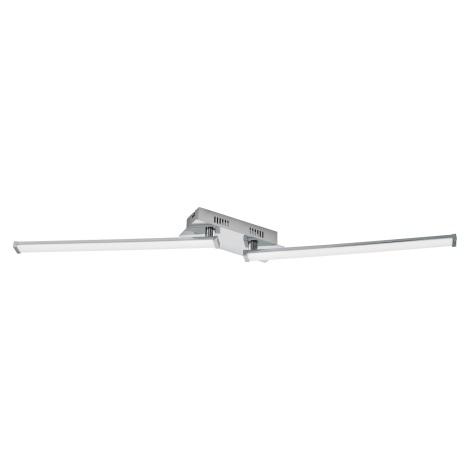 Eglo 96107 - LED Stropné svietidlo LASANA 2 2xLED/9W/230V