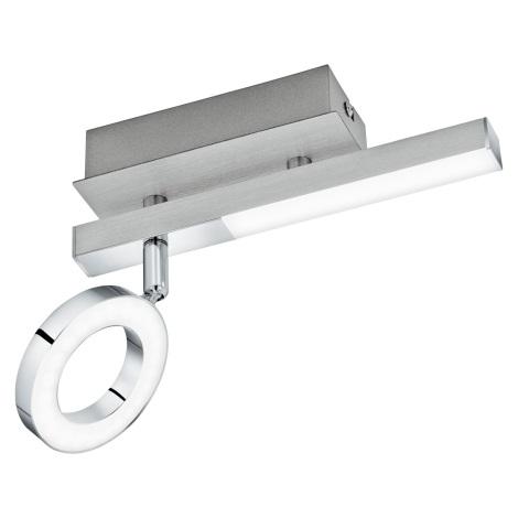 Eglo 96178 - Bodové svietidlo CARDILLIO 1 1xLED/3,2W + 1xLED/2,2/230V