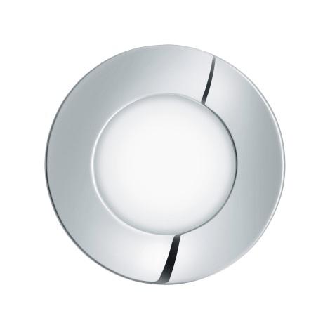 Eglo 96242 - LED Kúpeľňové podhľadové svietidlo FUEVA 1 1xLED/2,7W/230V