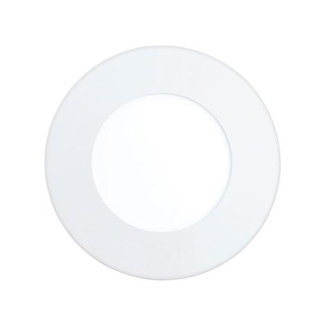 Eglo 96248 - LED Kúpeľňové podhľadové svietidlo FUEVA 1 1xLED/2,7W/230V