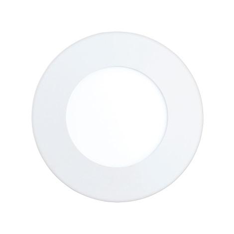Eglo 96249 - LED Kúpeľňové podhľadové svietidlo FUEVA 1 1xLED/2,7W/230V