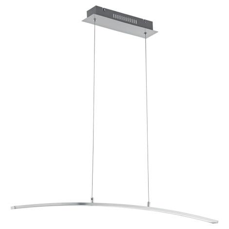 Eglo 97064 - LED Luster na lanku FLAGRANERA 1xLED/19W/230V