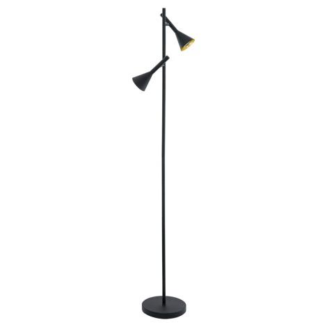 Eglo 97806 - LED Stojacia lampa CORTADERAS 2xGU10/5W/230V