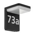 Eglo 98091 - LED Domové číslo AMAROSI LED/11W/230V IP44