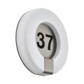 Eglo 98147 - LED Domové číslo MARCHESA LED/15W/230V IP44