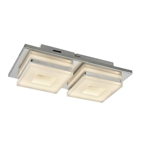 Esto 740044-2 - LED stropné svietidlo DOMINO 2xLED/5W/230V