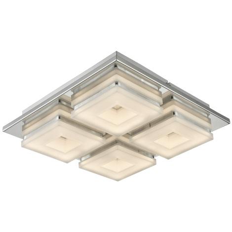 Esto 740044-4 - LED stropné svietidlo DOMINO 4xLED/5W/230V