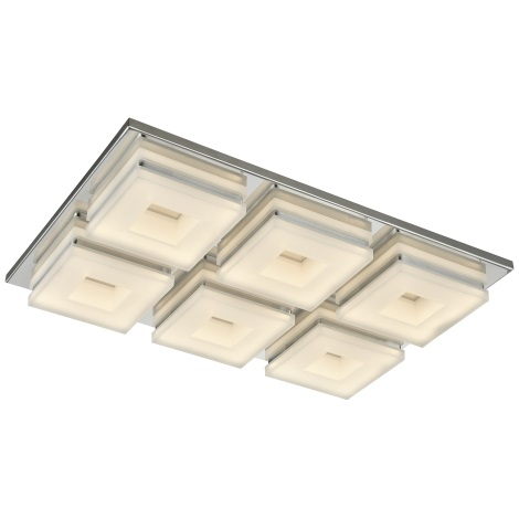 Esto 740044-6 - LED stropné svietidlo DOMINO 6xLED/5W/230V