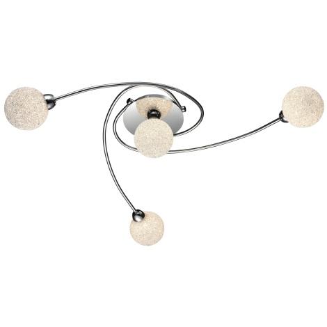 Esto 742010-4 - LED stropné svietidlo CAROLINA 4xG9/2,5W/230V