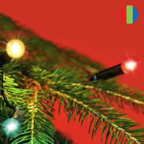 FK technics 5000134 - Vianočný reťaz vnútorný 50xžárovka/230V