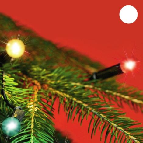 FK technics 5000137 - Vianočný reťaz vnútorný 45xžárovka/230V