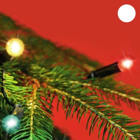 FK technics 5000139 - Vianočný reťaz vnútorný 60xžárovka/230V