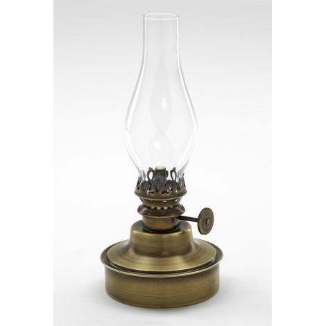 Francúzska petrolejová lampa LM2/b