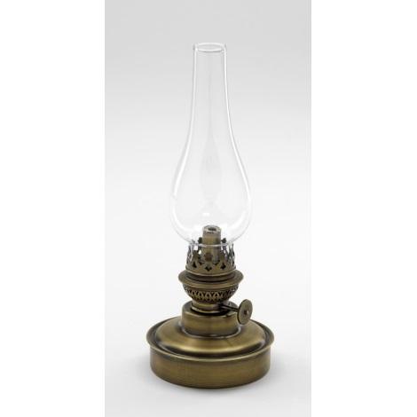 Francúzska petrolejová lampa LM3/b