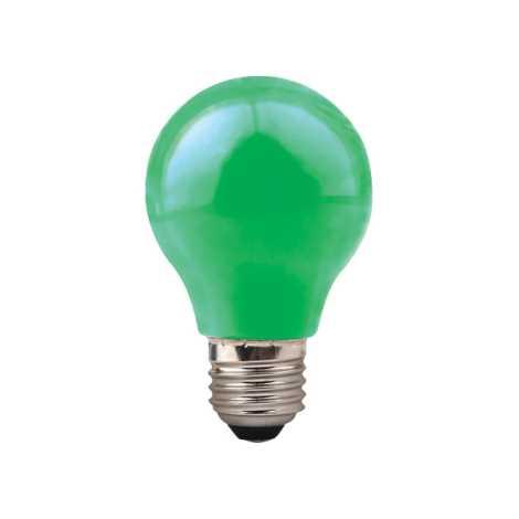 GFC-A dekoračná žiarovka E27/11W/230V zelená