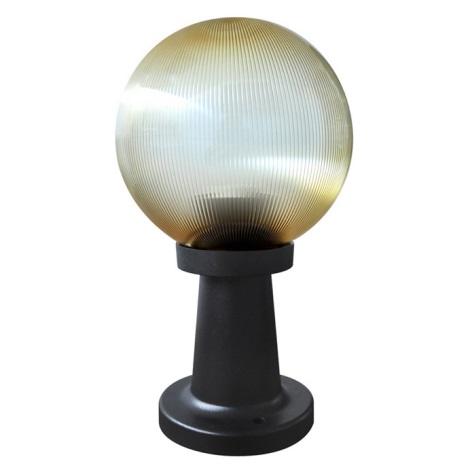 GL02SBR Vonkajšie svietidlo APULIA 1xE27/9W=40W