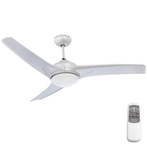 GLOBO 0305 - Stropný ventilátor PRIMO 2xE14/40W/230V