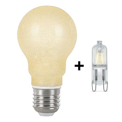 GLOBO 11261 - hospodárna halogénová žiarovka E27/42W