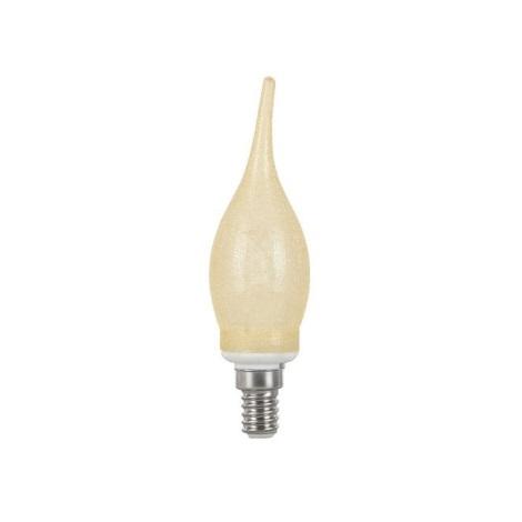 GLOBO 11267 - hospodárna halogénová žiarovka E14 CLASSIC CANDLE 28W